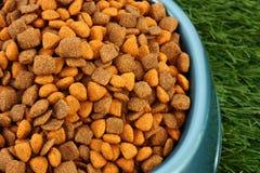 Aliments pour chiens Image stock
