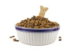 aliments pour chiens Photo libre de droits