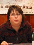 Alina mungiu-Pippidi Στοκ Φωτογραφία
