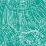 Alineación del fondo azul Imagen de archivo