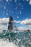 Alinghi 5 Stockfotos