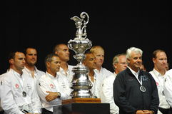 Alinghi America's Cup Stock Photos