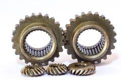 Alinha rodas denteadas para o metal da indústria Fotografia de Stock Royalty Free
