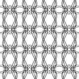 ALINHADOR LONGITUDINAL/PROJETO GEOMÉTRICOS SEM EMENDA preto e branco do FUNDO textura à moda moderna Repetição e editável Pode se Fotografia de Stock