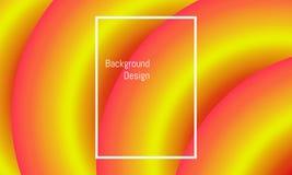 Alinhamento grande abstrato do círculo direita para a esquerda projeto bonito colorido do fundo Ilustra??o EPS10 do vetor ilustração do vetor