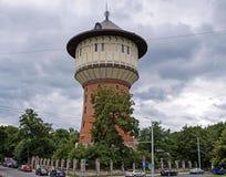 Alisa för grå färger för ` för vattentorn `, Riga Arkivfoto