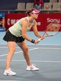 alisa kleybanova球员rus网球 免版税库存照片