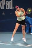 alisa kleybanova gracza Rus tenis Zdjęcia Stock