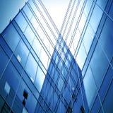 Alise la superficie de edificios modernos panorámicos Fotos de archivo libres de regalías