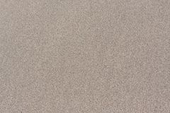 Alise uniformente grões pequenas da areia Fotos de Stock Royalty Free