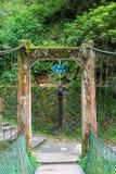 Alishan Bridge Royalty Free Stock Photo