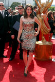 Alison Brie. LOS ANGELES - SEP 10:  Alison Brie arriving at the Creative Arts Emmys 2011 at Nokia Theater  on September 10, 2011 in Los Angeles, CA Royalty Free Stock Images