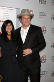Alison Dickey, John C Reilly, Royalty Free Stock Image