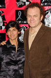 Alison Dickey, John C. Reilly Stock Images
