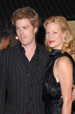 Alison Eastwood, Kyle Eastwood Stock Photos