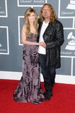 Alison Krauss, Robert Plant Royalty Free Stock Photo