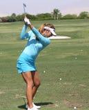 Alison Lee au tournoi 2015 de golf d'inspiration d'ANA photo libre de droits