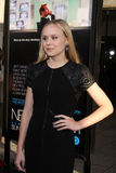 Alison Pill arrives at HBO's  Royalty Free Stock Photography