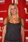 Alison Sweeney. Arriving at the 2009 US Weekly Hot Hollywood Party Voyeur West Hiollywood,  CA November 18, 2009 Royalty Free Stock Images