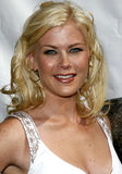 Alison Sweeney. Attends World Premiere of `Evan Almight` held at the Universal Citywalk in Hollywood, California, California, on June 10, 2006 Royalty Free Stock Photos