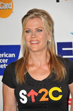 Alison Sweeney. LOS ANGELES, CA - SEPTEMBER 5, 2014: Alison Sweeney at the 2014 Stand Up To Cancer Gala at the Dolby Theatre, Hollywood Royalty Free Stock Photography