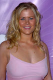Alison Sweeney Stock Photo
