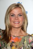 Alison Sweeney. At the 2nd Annual Red CARpet Event, SLS Hotel, Beverly Hills, CA 09-08-12 Royalty Free Stock Photography