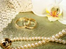 Aliste a la boda Imágenes de archivo libres de regalías