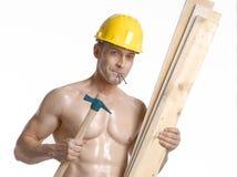 Aliste para construir. imagen de archivo libre de regalías