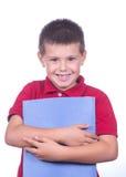 Aliste para ir a la escuela Foto de archivo libre de regalías