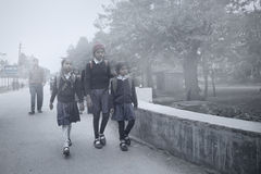 Aliste para la escuela Imagenes de archivo