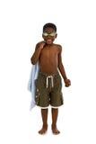 Aliste para la piscina Imagen de archivo libre de regalías