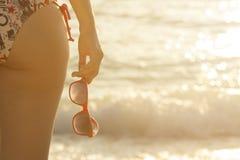 Aliste para las vacaciones de verano Fotografía de archivo libre de regalías