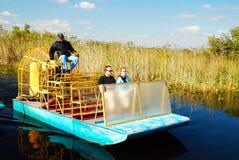 Aliste para una aventura del barco de la fan Foto de archivo libre de regalías