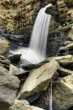 Aliviadero en las caídas de la cala de Vickery Foto de archivo libre de regalías