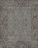 Alivio céltico cincelado en granito imagenes de archivo