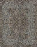 Alivio céltico cincelado en granito imagen de archivo