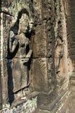Alivio de TA Phrom en Camboya Foto de archivo libre de regalías