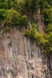 Alivios de la roca tailandeses Imagen de archivo libre de regalías