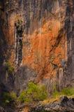 Alivios de la roca tailandeses Imágenes de archivo libres de regalías