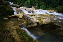 Aliwagwag瀑布 库存照片