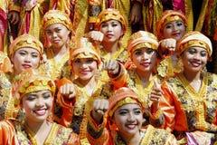 Aliwan节日马尼拉 免版税库存图片