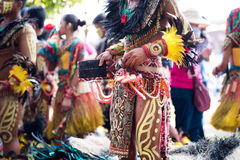 Aliwan Festival 2017, Pasay City, Philippines.  Royalty Free Stock Images