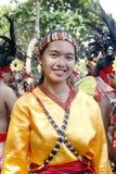 Aliwan fiesta Manila Fotografia Stock