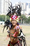 Aliwan-Fiesta Manila Stockfotografie