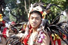 Aliwan-Fiesta Manila Stockbild