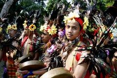 Aliwan-Fiesta Manila Lizenzfreie Stockfotografie