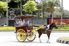Aliwanfiesta Manilla Royalty-vrije Stock Foto