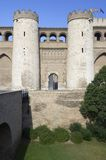 Aljaferia Stock Photography