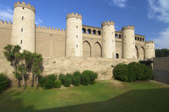 Aljaferia Royalty Free Stock Photos